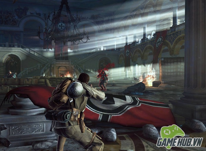 Brothers in Arms 3 game bom tấn mới của Gameloft3