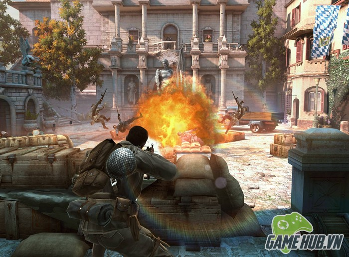 Brothers in Arms 3  Siêu phẩm Gameloft sắp ra mắt