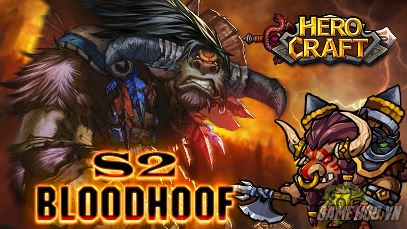 HeroCraft tung giftcode khủng dịp ra mắt server S2c