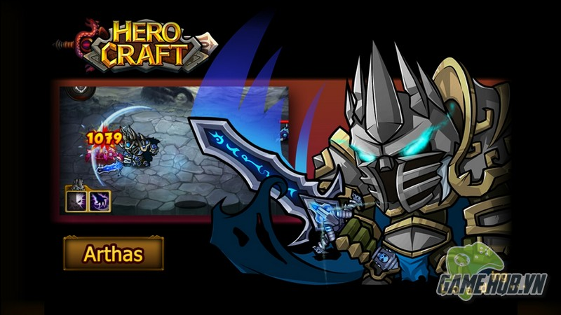 HeroCraft  tung giftcode khủng dịp ra mắt server S2b