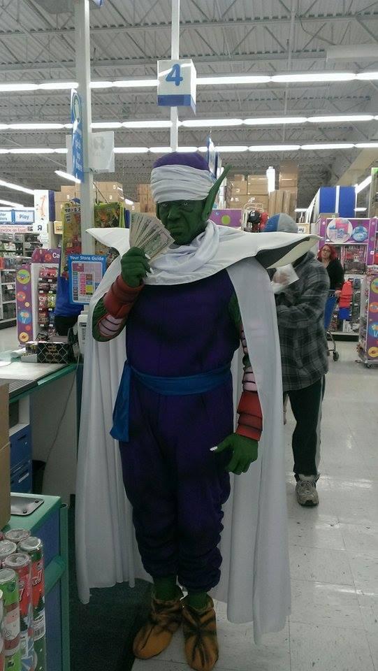 Xuất hiện Piccolo ngoài đời thực2