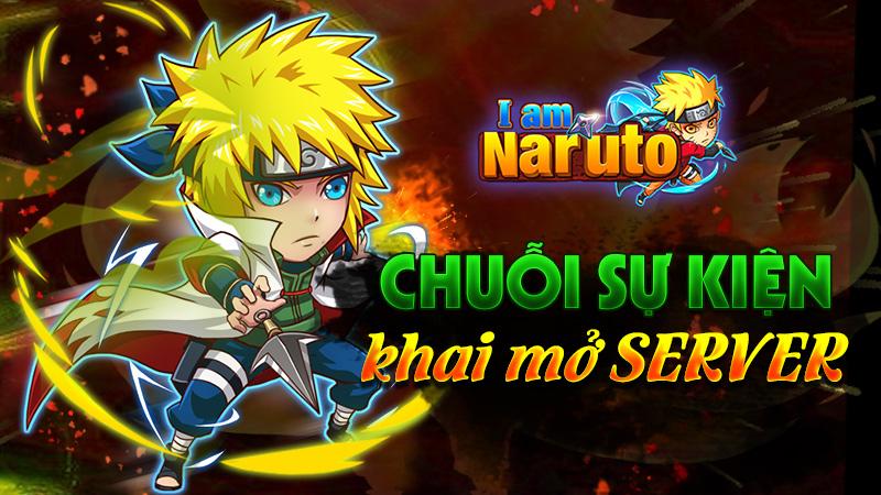 Server 26 của I Am Naruto chính thức được ra mắt5