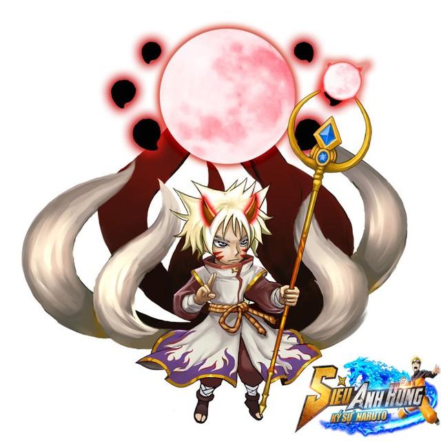 Siêu anh hùng có sự góp mặt của Songoku và Naruto2