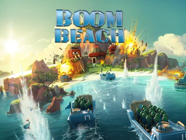 Boom Beach có thể sẽ được mua về Việt Nam