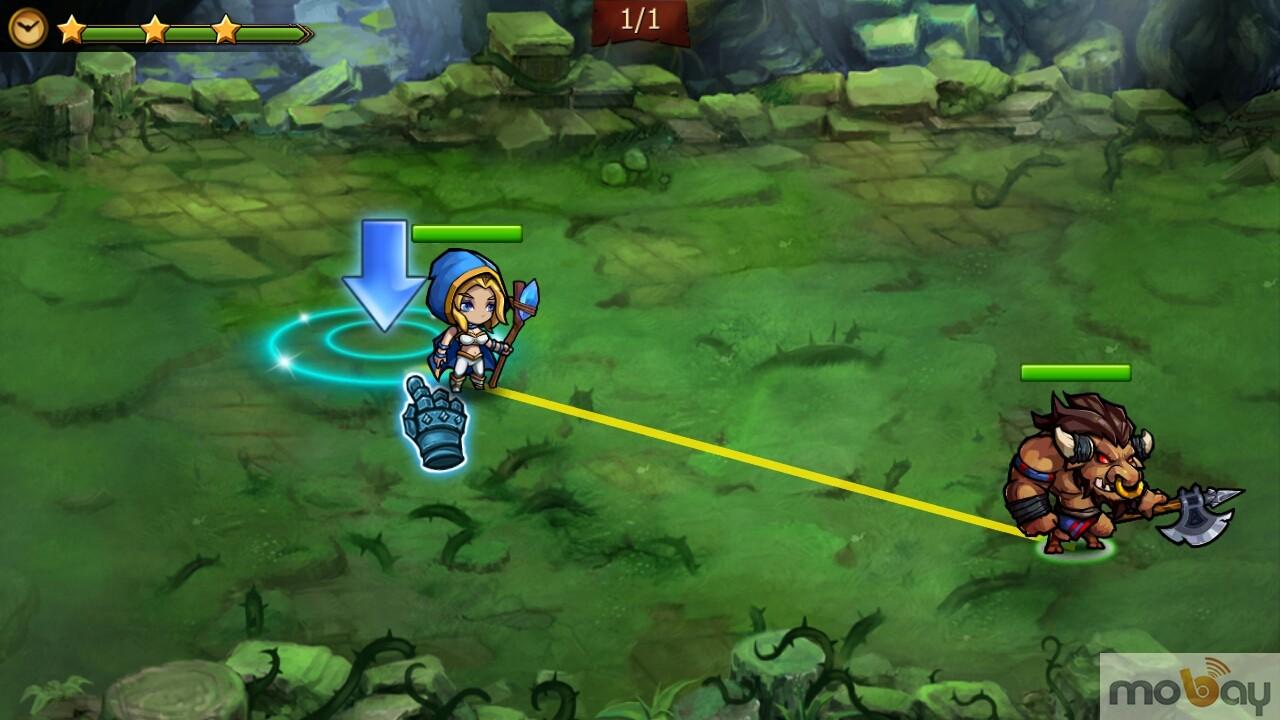 Giftcode Herocraft dành tặng cộng đồng game thủ2