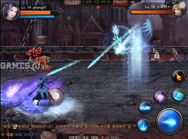 Giftcode Phong Ma tri ân dành tặng game thủ3