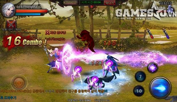 Giftcode Phong Ma tri ân dành tặng game thủ6