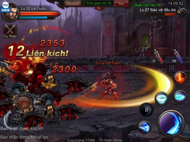 Giftcode Phong Ma tri ân dành tặng game thủ
