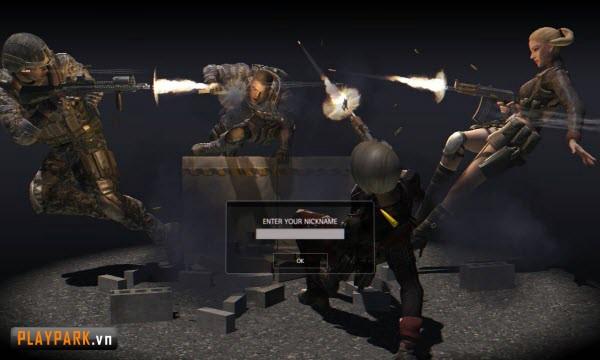 Tập kích game bắn súng mới hay hơn cả Đột Kích1