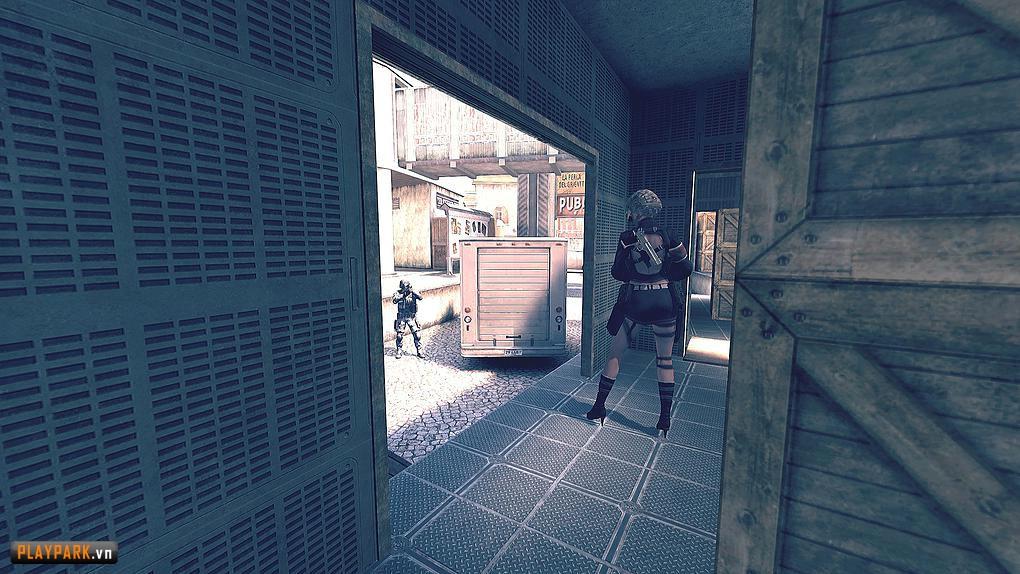 Tập kích game bắn súng mới hay hơn cả Đột Kích6
