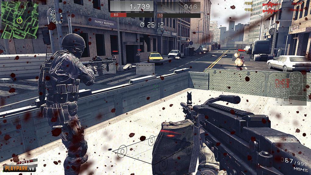 Tập kích game bắn súng mới hay hơn cả Đột Kích8