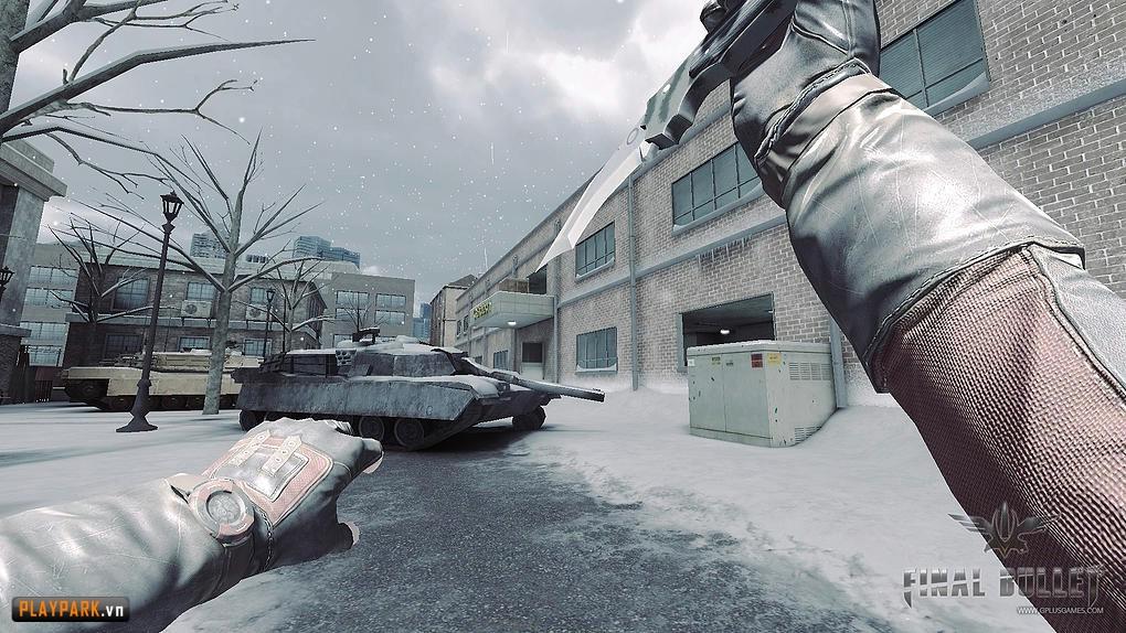 Tập kích game bắn súng mới hay hơn cả Đột Kích9