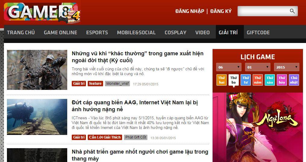 Game8 cổng thông tin game với kho video khủng2