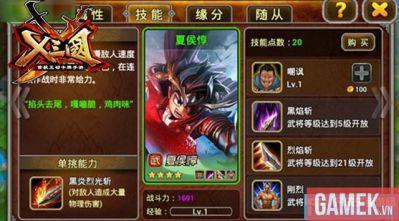 Game X Tam Quốc chuẩn bị gây bão tại Việt Nam