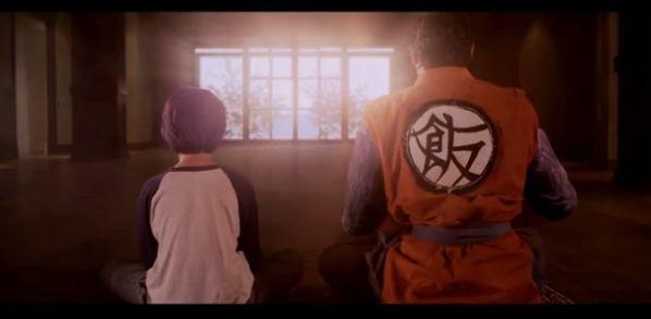 Phim Dragon Ball xuất hiện trên các cổng thông tin game