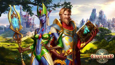 Elvenar sự kết hợp hoàn hảo giữa COC và Heroes III