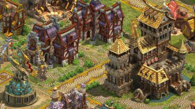Elvenar sự kết hợp hoàn hảo giữa COC và Heroes IIIe