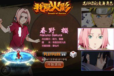 Naruto KO game đối kháng siêu hấp dẫn 2015d