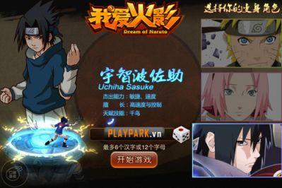 Naruto KO game đối kháng siêu hấp dẫn 2015c