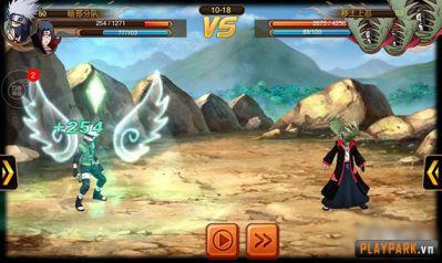 Naruto KO game đối kháng siêu hấp dẫn 2015