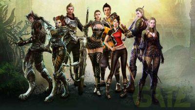 Những game online nước ngoài hay nhất 2014