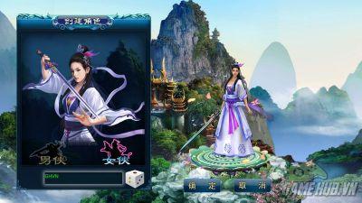 Tiên Ma Ký gmo sắp cập bến làng game Việt