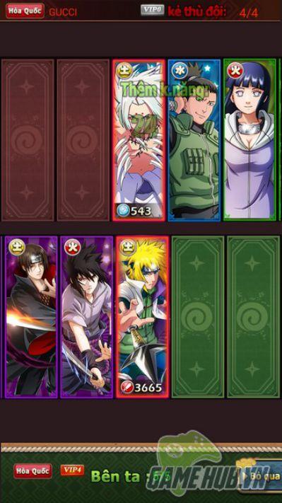 I am Naruto tặng giftcode khủng trước khi update2