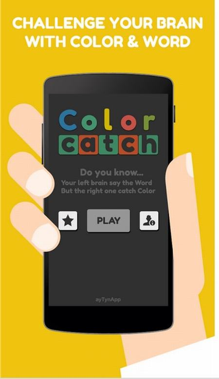 Color Catch - Game hay luyện phản xạ cho Android ảnh 4
