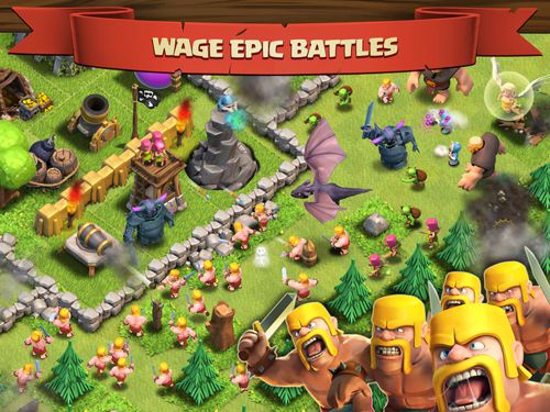 clash-of-clans-game-chien-thuat-gay-nghien-nguoi-choi 1