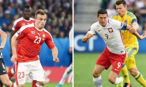 Đội hình dự kiến của các đội đá đầu tiên vòng 1/8 Euro 2016