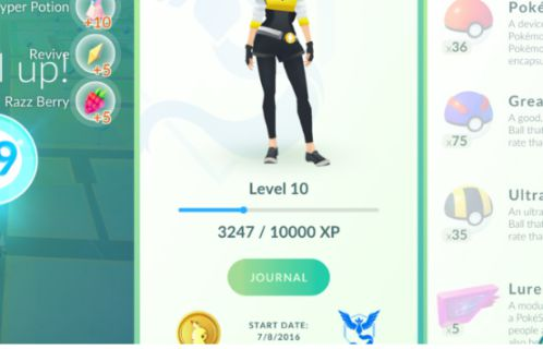 thong-level-cap-cua-cac-hlv-trong-pokemon-go 2