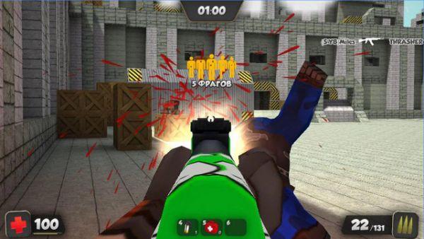 game-ban-sung-truc-tuyen-da-nen-tang-phong-cach-minecraft 2