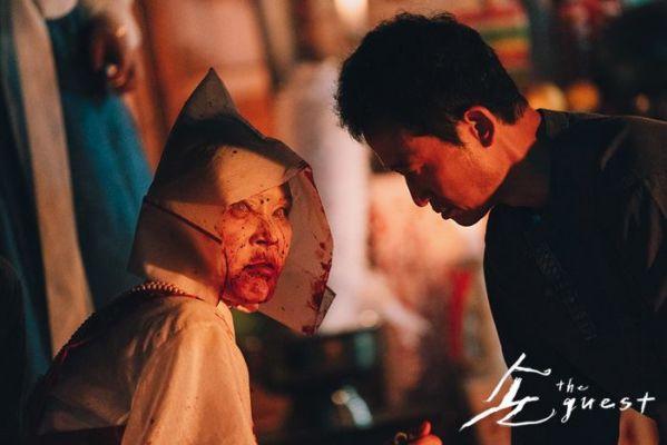 """5 bộ phim Hàn mà nhân vật có khả năng nhìn thấy """"Ma Quỷ"""" 14"""