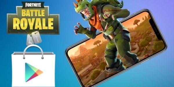 """Bất ngờ: Game hot """"Fortnite"""" sẽ không có mặt trên Google Play"""