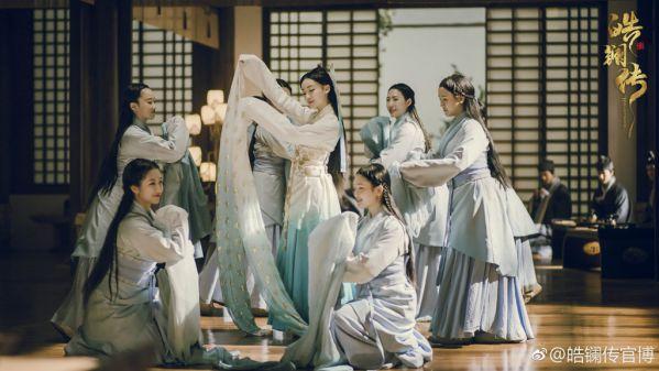 """Dàn diễn viên của Diên Hi chạy hết sang phim mới """"Hạo Lan truyện"""" 2"""