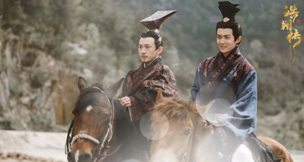 """Dàn diễn viên của Diên Hi chạy hết sang phim mới """"Hạo Lan truyện"""" 5"""