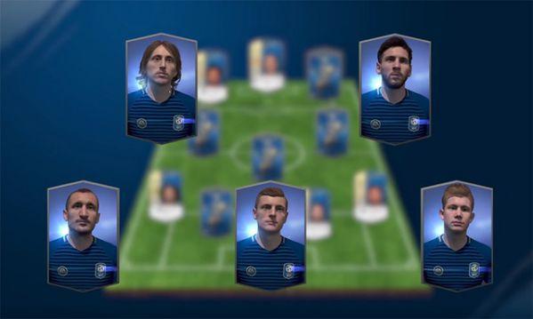 FIFA Online 4: Tìm hiểu thẻ mùa giải mới Tournament Best vừa ra mắt 3