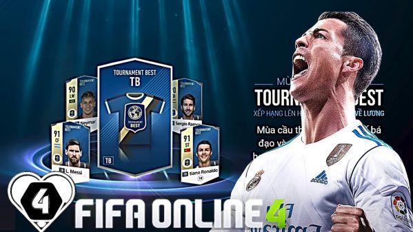 FIFA Online 4: Tìm hiểu thẻ mùa giải mới Tournament Best vừa ra mắt