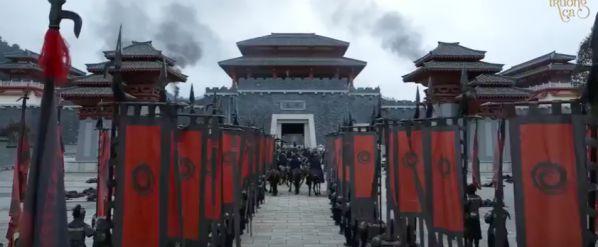 """Về bom tấn cổ trang """"Thiên Thịnh Trường Ca"""" của Trần Khôn, Nghê Ni 6"""