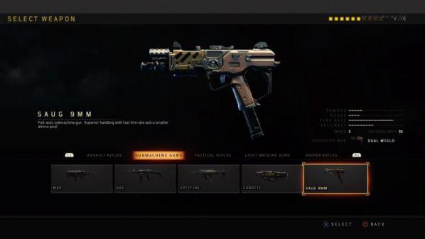 Cẩm nang tất cả các loại súng có trong Call of Duty: Black Ops 4 11