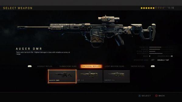 Cẩm nang tất cả các loại súng có trong Call of Duty: Black Ops 4 12
