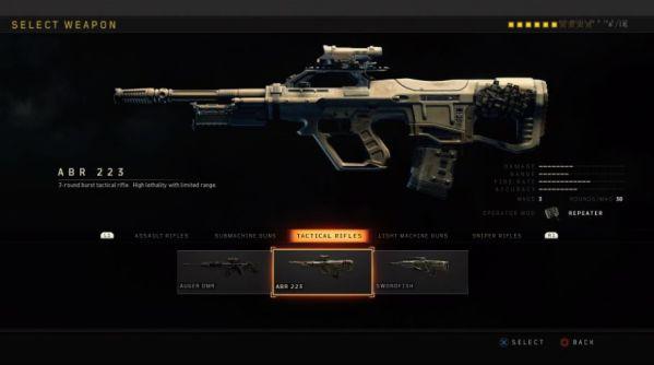 Cẩm nang tất cả các loại súng có trong Call of Duty: Black Ops 4 13