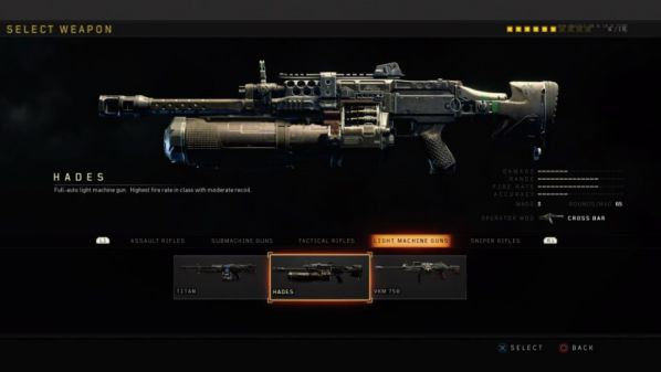 Cẩm nang tất cả các loại súng có trong Call of Duty: Black Ops 4 16