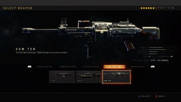 Cẩm nang tất cả các loại súng có trong Call of Duty: Black Ops 4 17