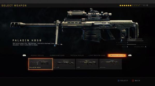 Cẩm nang tất cả các loại súng có trong Call of Duty: Black Ops 4 18