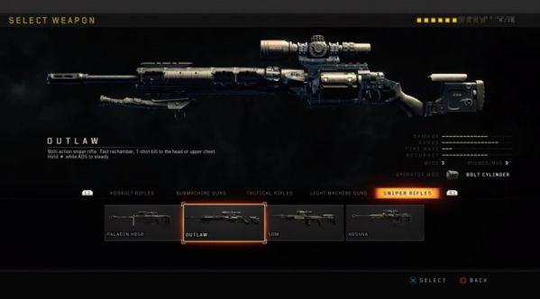 Cẩm nang tất cả các loại súng có trong Call of Duty: Black Ops 4 19