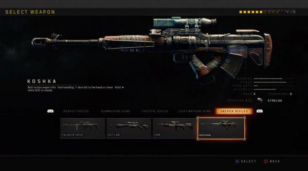 Cẩm nang tất cả các loại súng có trong Call of Duty: Black Ops 4 21