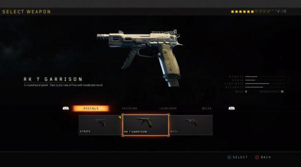 Cẩm nang tất cả các loại súng có trong Call of Duty: Black Ops 4 22