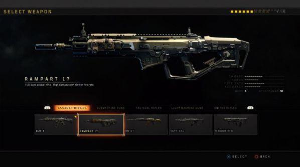 Cẩm nang tất cả các loại súng có trong Call of Duty: Black Ops 4 3