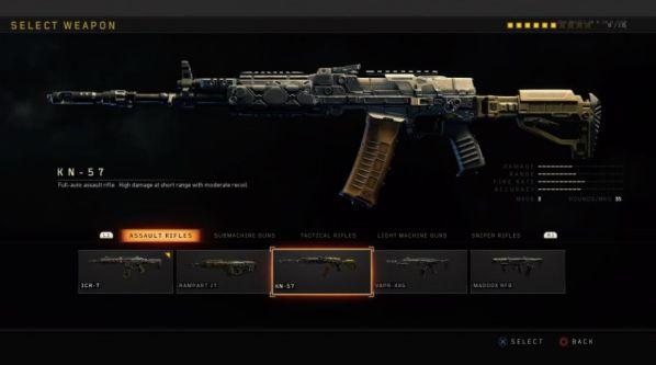 Cẩm nang tất cả các loại súng có trong Call of Duty: Black Ops 4 4